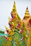 Het standbeeld van Naga Royalty-vrije Stock Afbeelding