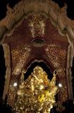 Het standbeeld van olifantsgod van kunst, Bangkok Stock Foto's