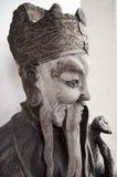 Het standbeeld van Pho van Wat Royalty-vrije Stock Foto's
