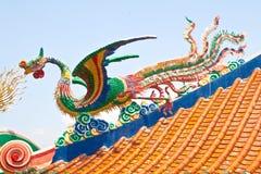 Het standbeeld van Phoenix Stock Foto's