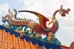 Het standbeeld van Phoenix Stock Fotografie