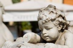 Het standbeeld van Pupo Royalty-vrije Stock Fotografie