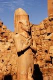 Het standbeeld van Ramses Stock Foto's