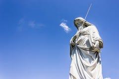 Het standbeeld van Saint Paul Stock Afbeelding