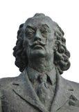 Het standbeeld van Salvador Dali stock afbeeldingen