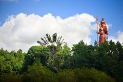 Het standbeeld van Shiva Royalty-vrije Stock Foto's