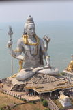 Het standbeeld van Shiva Royalty-vrije Stock Afbeeldingen