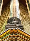 Het Standbeeld van steenboedha Royalty-vrije Stock Foto's