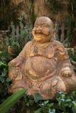 Het Standbeeld van terracottaboedha Stock Fotografie