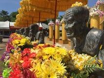 Het standbeeld van Thailand Royalty-vrije Stock Fotografie