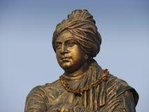 Het Standbeeld van Vivekananda van Swami Royalty-vrije Stock Fotografie