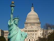 Het standbeeld van Vrijheid royalty-vrije stock foto