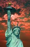Het standbeeld van Vrijheid royalty-vrije stock afbeelding