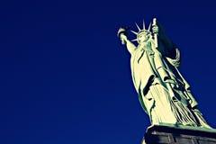 Het Standbeeld van Vrijheid, Amerikaans Amerika, Verenigde Staten, Manhattan, Las Vegas, Parijs, Guam stock fotografie