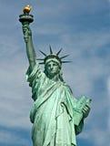 Het Standbeeld van Vrijheid, New York royalty-vrije stock foto