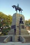 Het standbeeld van William Sherman Stock Foto