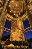 Het standbeeld van Yin van Kuan Royalty-vrije Stock Afbeeldingen