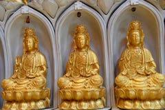 Het standbeeld van Yin van Kuan Stock Afbeeldingen