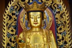 Het standbeeld van Yin van Kuan Stock Fotografie