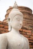 Het standbeeldtempel Thailand van Boedha Royalty-vrije Stock Foto's