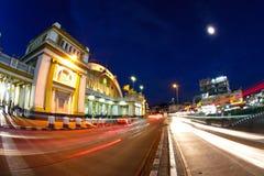 Het station van Bangkok Stock Foto's