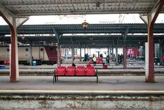 Het Station van Boekarest Stock Afbeeldingen