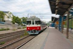 Het station van Finland Stock Afbeelding