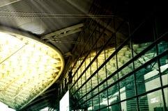 Het Station van het Guangzhouzuiden Het Station van het Guangzhouzuiden royalty-vrije stock afbeelding