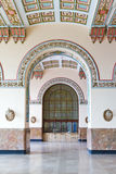 Het Station van Haydarpasa Stock Fotografie