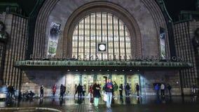 Het station van Helsinki Royalty-vrije Stock Afbeeldingen