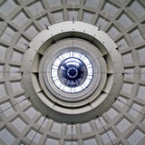 Het station van het plafond Royalty-vrije Stock Afbeelding