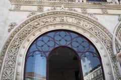 Het Station van Lissabon Rossio Royalty-vrije Stock Fotografie