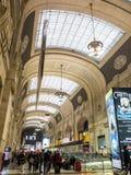 Het station van Milaan Centrale Stock Fotografie