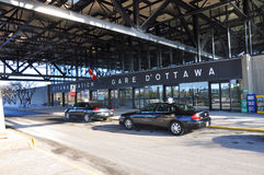Het Station van Ottawa, Ottawa Royalty-vrije Stock Foto's