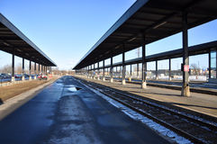 Het Station van Ottawa, Ottawa Stock Foto
