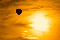 Het internationale Festival van de Ballon van Saint-Jean-sur-Richelieu Stock Foto