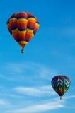 Het internationale Festival van de Ballon van Saint-Jean-sur-Richelieu Stock Afbeelding
