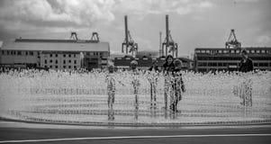 Het stedelijke leven Royalty-vrije Stock Foto's