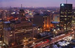 Het stedelijke Leven - Toronto Stock Afbeeldingen