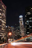 Het stedelijke Leven van de Nacht Stock Afbeeldingen
