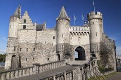 Het Steen Castle Royalty Free Stock Images