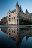 Het Steen e reflexão Fotos de Stock Royalty Free