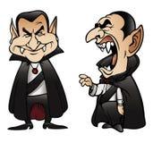 Het stellen van Dracula Royalty-vrije Stock Fotografie