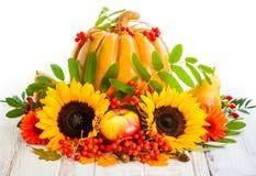 Het stilleven van de herfst Royalty-vrije Stock Afbeelding