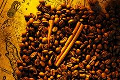 Het stilleven van de koffie stock foto