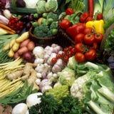 Het stilleven van groenten Royalty-vrije Stock Fotografie