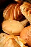 Het stilleven van het brood Stock Foto's