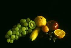 Het stilleven van het fruit Stock Fotografie