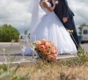 Het Stilleven van het huwelijk Stock Fotografie