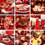 Het stilleven van Kerstmis Royalty-vrije Stock Foto's
